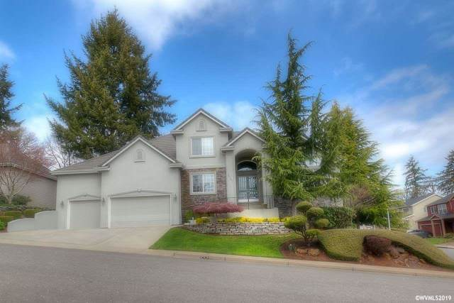 2147 Barrington Av SE, Salem, OR 97302 (MLS #755956) :: Sue Long Realty Group