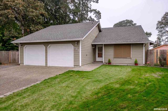 535 Angelee Ct, Lebanon, OR 97355 (MLS #755961) :: Sue Long Realty Group