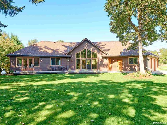 16450 Pleasant Valley Dr, Silverton, OR 97381 (MLS #755974) :: Gregory Home Team