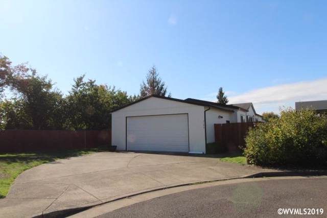 2198 21st Pl SE, Albany, OR 97322 (MLS #756007) :: Gregory Home Team