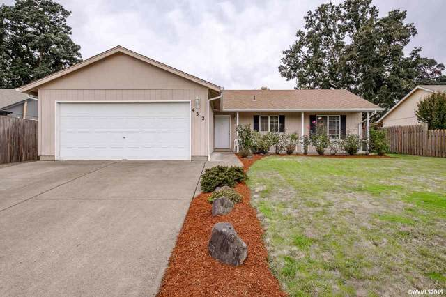 432 S 5th St, Jefferson, OR 97352 (MLS #756016) :: Sue Long Realty Group