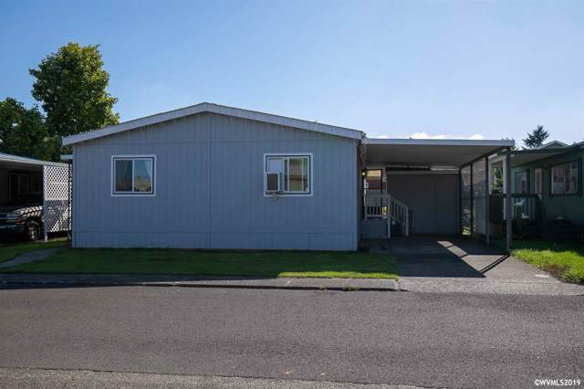 1025 S 6th (#33) #33, Harrisburg, OR 97446 (MLS #756074) :: Gregory Home Team
