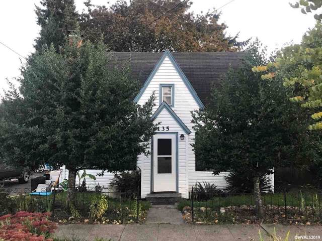 135 Clay St E, Monmouth, OR 97361 (MLS #756193) :: Sue Long Realty Group