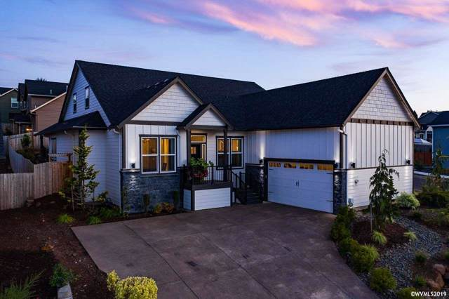 1100 Jaysie Dr, Silverton, OR 97381 (MLS #756202) :: Gregory Home Team