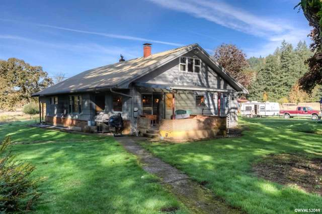 23955 North Fork Rd SE, Lyons, OR 97358 (MLS #756220) :: Hildebrand Real Estate Group