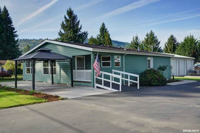 547 5th St, Lyons, OR 97358 (MLS #756287) :: Hildebrand Real Estate Group