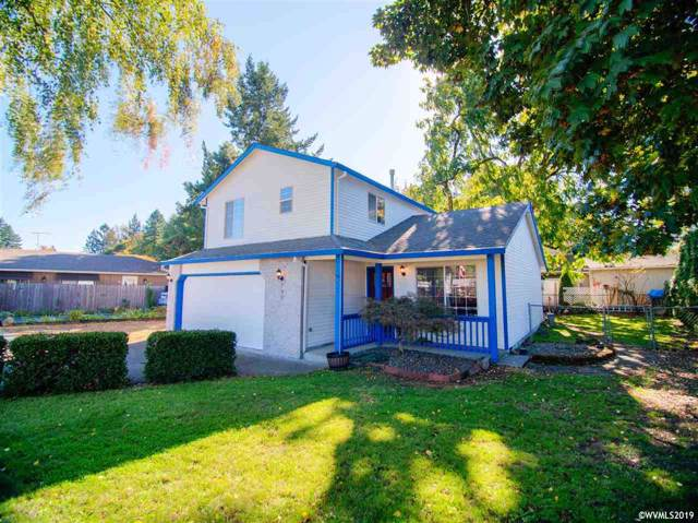735 NE Territorial Rd, Canby, OR 97013 (MLS #756332) :: Sue Long Realty Group