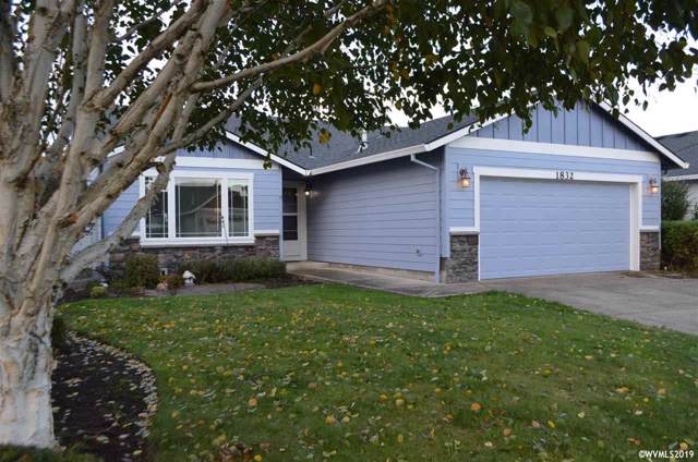 1832 Blackwood Dr, Monmouth, OR 97361 (MLS #756345) :: Song Real Estate