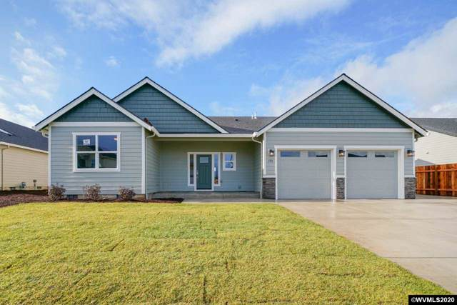 393 SE Palomino Ct, Sublimity, OR 97385 (MLS #756362) :: Gregory Home Team
