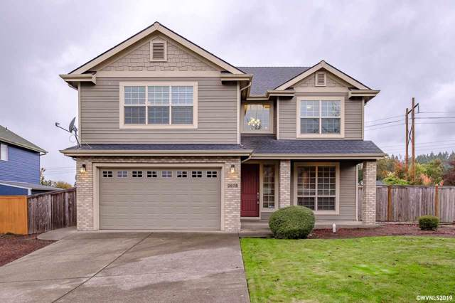 2676 Broadway St NW, Albany, OR 97321 (MLS #756525) :: Gregory Home Team