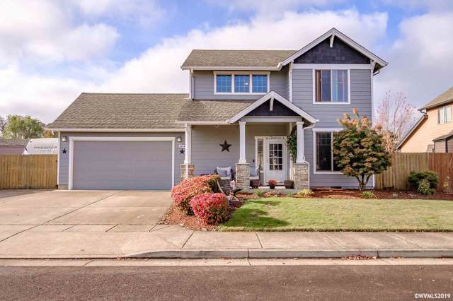 3454 Duck Pl, Lebanon, OR 97355 (MLS #756639) :: Gregory Home Team