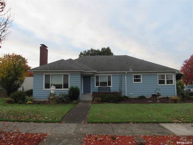 315 E College St, Mt Angel, OR 97362 (MLS #756698) :: Gregory Home Team