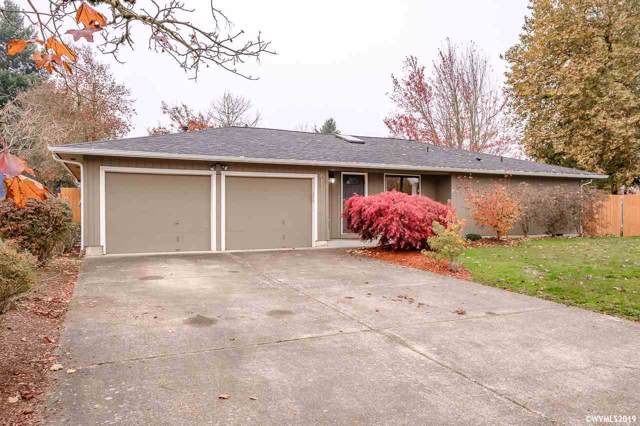 4116 Clay Pl SE, Albany, OR 97322 (MLS #756781) :: Sue Long Realty Group