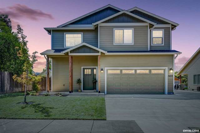 3404 Oak Grove Wy NW, Albany, OR 97321 (MLS #756919) :: Gregory Home Team