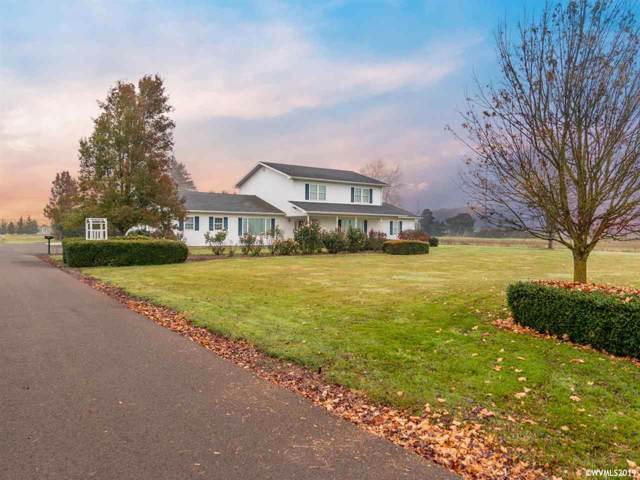 34207 Enos Dr, Halsey, OR 97348 (MLS #757015) :: Gregory Home Team