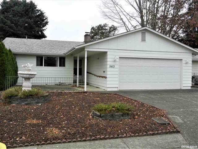 563 W Clackamas Circle, Woodburn, OR 97071 (MLS #757055) :: Sue Long Realty Group