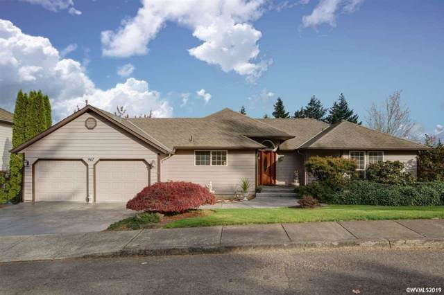 967 Sunmist Ct SE, Salem, OR 97306 (MLS #757115) :: Sue Long Realty Group