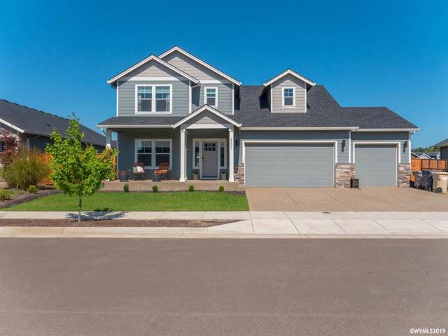 2247 Evergreen Av NE, Albany, OR 97321 (MLS #757127) :: Gregory Home Team