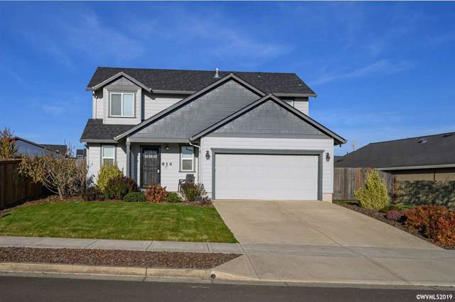 914 E 14th St, Lafayette, OR 97127 (MLS #757196) :: Change Realty