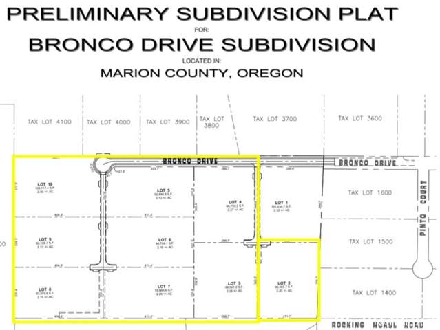 Bronco (Lot #4) SE, Salem, OR 97317 (MLS #757214) :: Hildebrand Real Estate Group