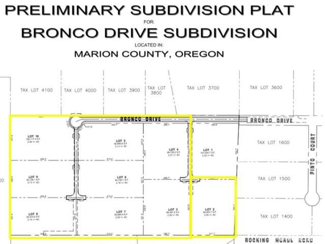 Bronco (Lot #5) SE, Salem, OR 97317 (MLS #757215) :: Hildebrand Real Estate Group