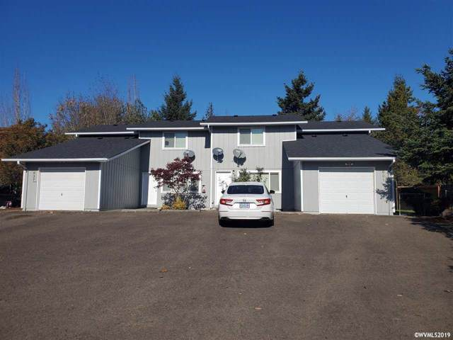831 NW Oak (-837), Corvallis, OR 97330 (MLS #757257) :: Change Realty