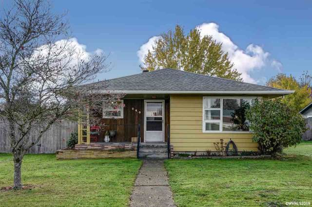 240 University St, Jefferson, OR 97352 (MLS #757279) :: Sue Long Realty Group