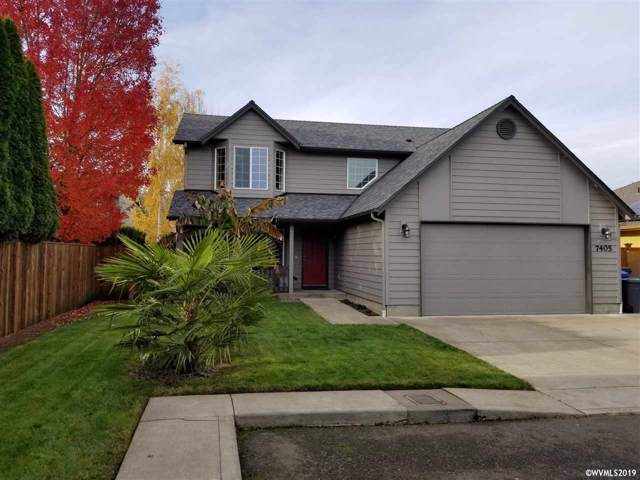 7405 Scott Pl NE, Keizer, OR 97303 (MLS #757388) :: Gregory Home Team