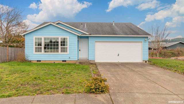 2249 Juniper Ct, Sweet Home, OR 97386 (MLS #757406) :: Gregory Home Team