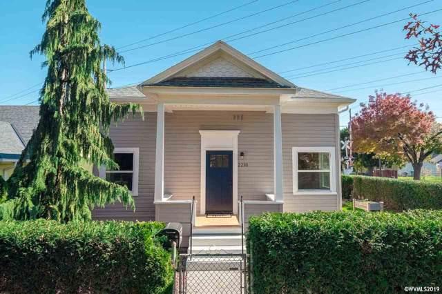 2210 Church St NE, Salem, OR 97301 (MLS #757420) :: Sue Long Realty Group