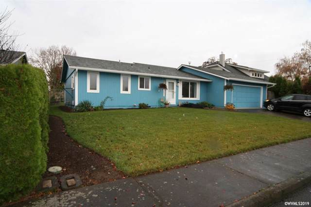 1158 Cynhtia Ct N, Keizer, OR 97303 (MLS #757429) :: Gregory Home Team