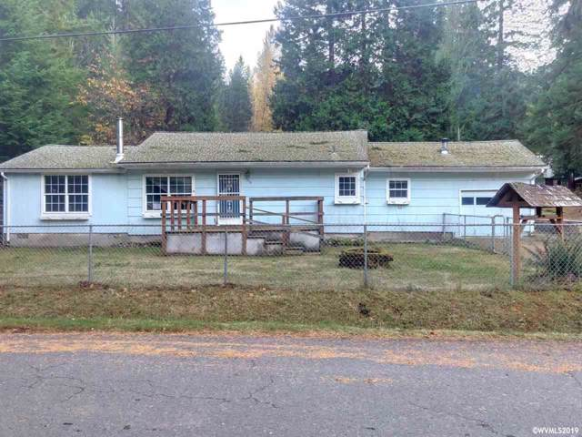 316 Willow St, Idanha, OR 97350 (MLS #757439) :: Hildebrand Real Estate Group