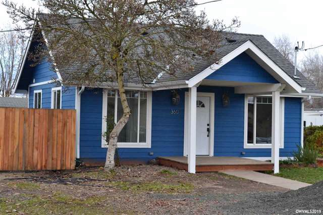 360 I St, Independence, OR 97351 (MLS #757479) :: Sue Long Realty Group