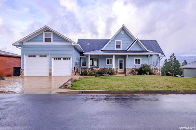 6312 Lakepoint Wy, Sweet Home, OR 97386 (MLS #757514) :: Gregory Home Team