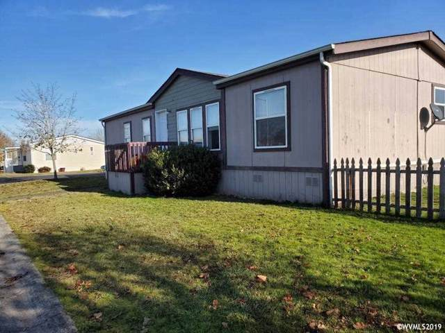 911 York #82, Aumsville, OR 97325 (MLS #757516) :: Sue Long Realty Group