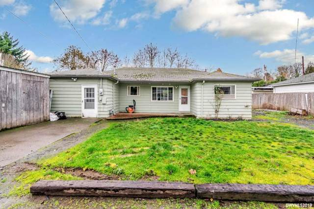 820 Nelson Av, Lebanon, OR 97355 (MLS #757539) :: Sue Long Realty Group