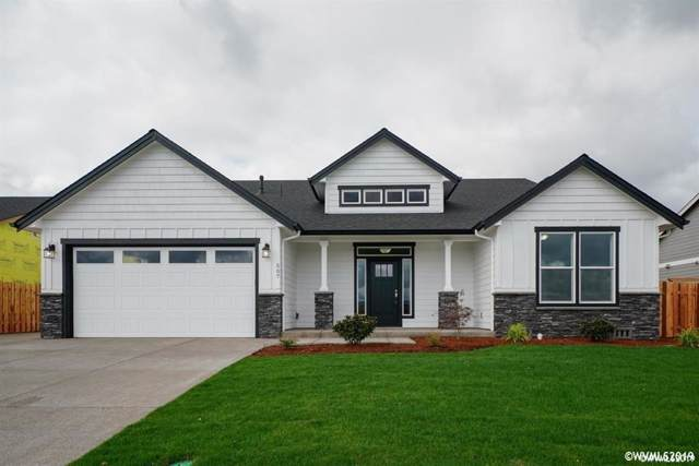 584 NE Cherry St, Sublimity, OR 97385 (MLS #757791) :: Sue Long Realty Group