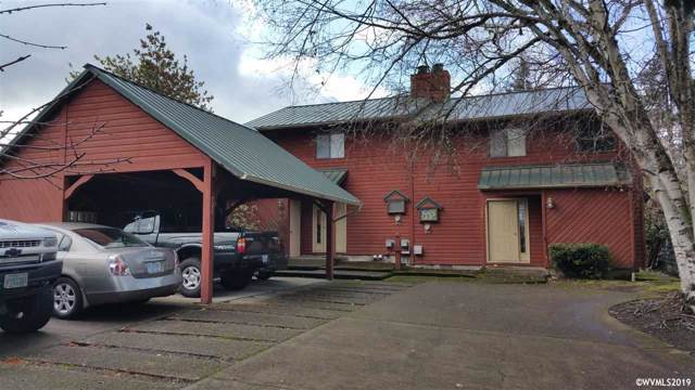 728-730 NW 28th, Corvallis, OR 97330 (MLS #757816) :: Song Real Estate
