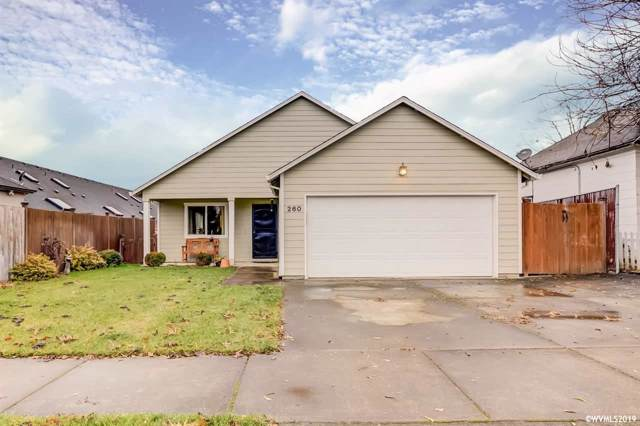 260 N Sheridan St, Mt Angel, OR 97362 (MLS #757853) :: Hildebrand Real Estate Group