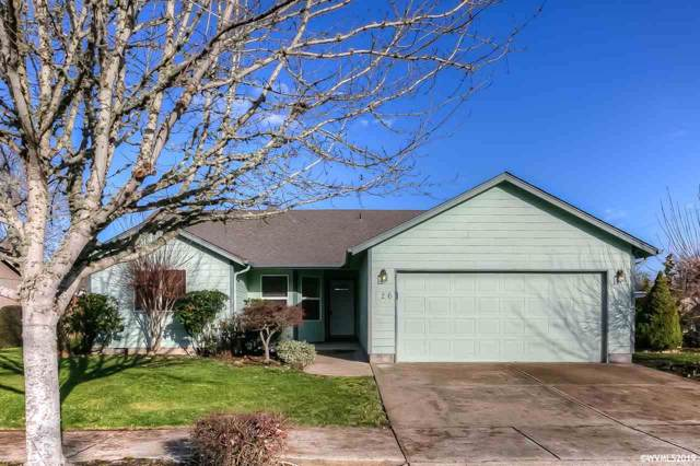 126 Independence Wy, Independence, OR 97351 (MLS #757888) :: Sue Long Realty Group