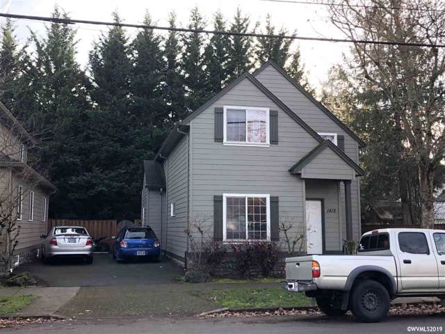 1412 NW Harrison (& 346 Nw 14th St) St, Corvallis, OR 97330 (MLS #757969) :: Song Real Estate