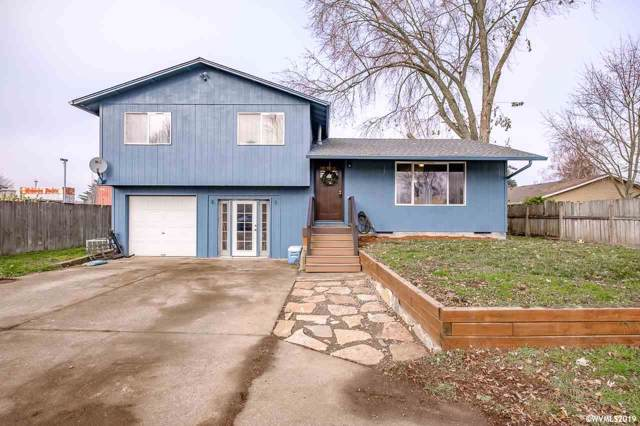 3156 Lyon St SE, Albany, OR 97322 (MLS #758001) :: Song Real Estate