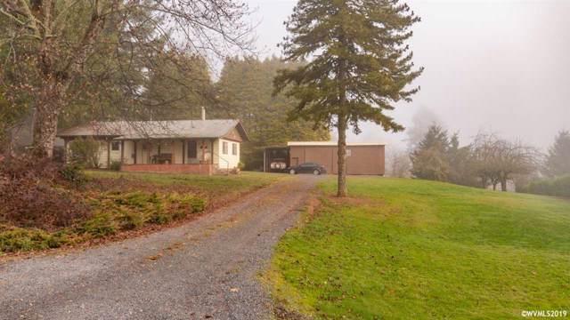 28121 Ridgeway Rd, Sweet Home, OR 97386 (MLS #758017) :: Gregory Home Team
