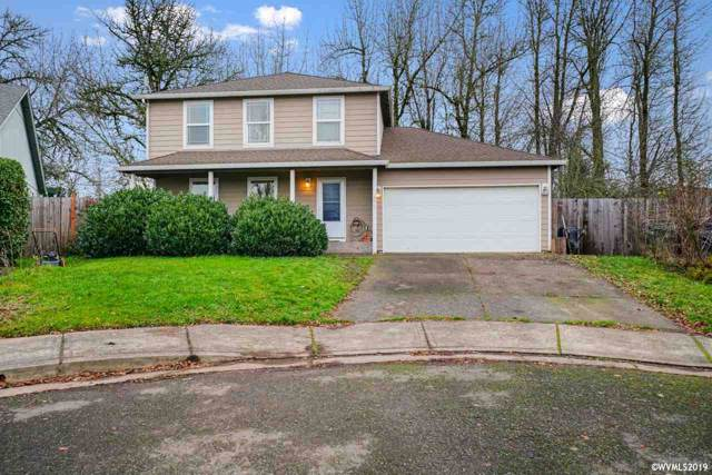 871 Griffin Dr, Monmouth, OR 97361 (MLS #758196) :: Sue Long Realty Group