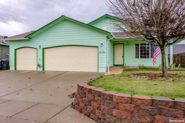 3130 30th Av SE, Albany, OR 97322 (MLS #758204) :: Hildebrand Real Estate Group