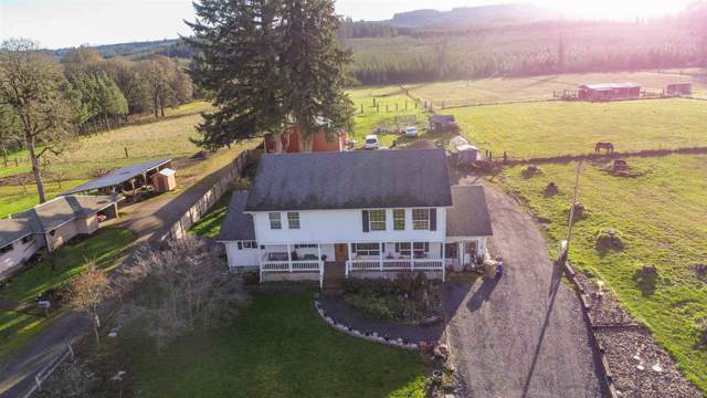 40070 Mountain Home Dr, Sweet Home, OR 97386 (MLS #758324) :: Gregory Home Team