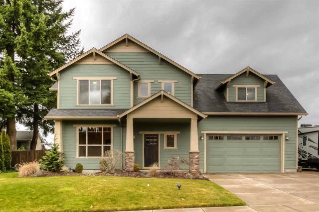 875 SW Foxhill Av, Sublimity, OR 97385 (MLS #758382) :: Sue Long Realty Group