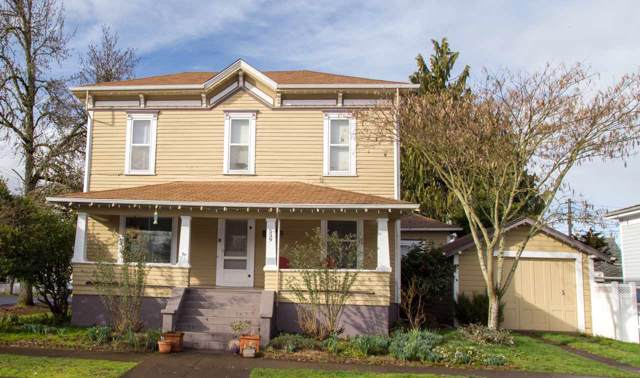 539 5th Av SW, Albany, OR 97321 (MLS #758555) :: Matin Real Estate Group