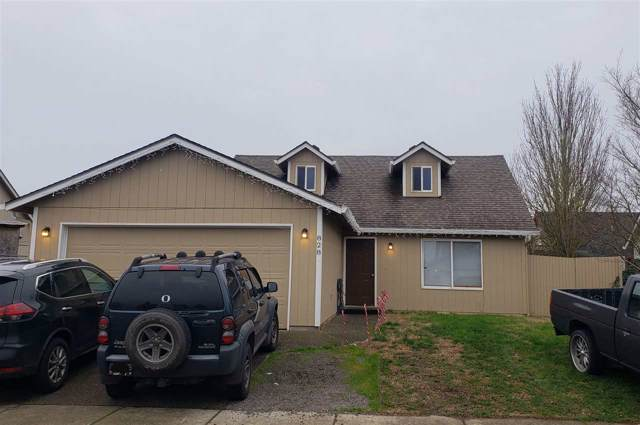 828 Moore St, Gervais, OR 97071 (MLS #758674) :: Gregory Home Team
