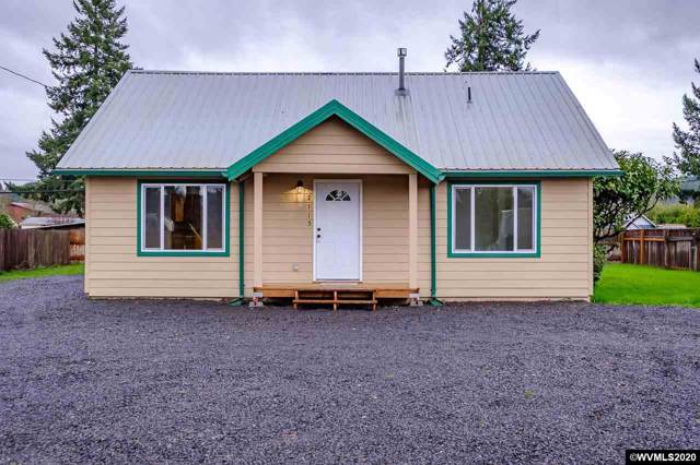 2115 Larch St, Sweet Home, OR 97386 (MLS #758694) :: Gregory Home Team